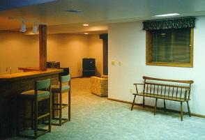 2612 basement bar